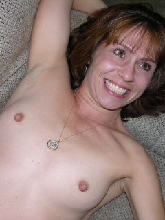 Amateur MILF Sage Quest spreading her hairy pussy